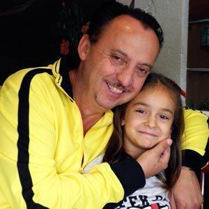 Jora Krasniqi and her translator, Freddie Sadiku
