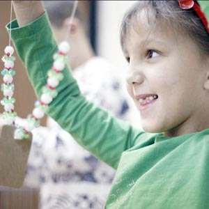 The Elf Workshop will feature many crafts for children and adults.