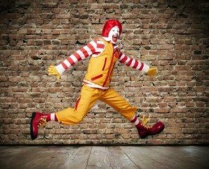 ronald macdonald makeover