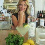 Kyma-bartender Ania Limanin