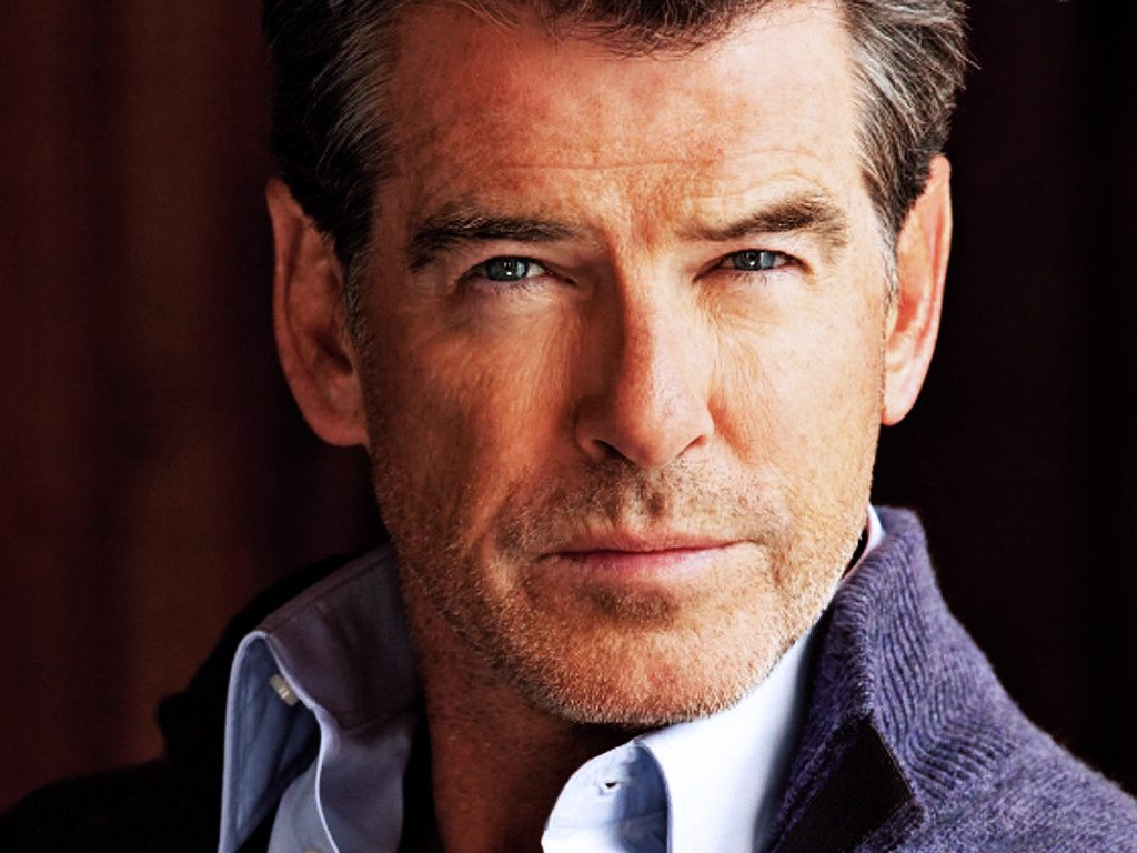 Pierce Brosnan in Port...
