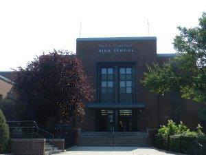 Schreiber High School is among the seven schools in the Port Washington School District that will receive renovations under the $69.9 million bond.