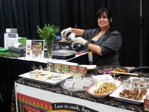 Flavor Bomb creator and owner Giovannina Bellino
