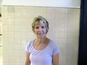Francine Clark of Weber Middle School retires