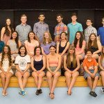 The cast of the 2015 Port Summer Show