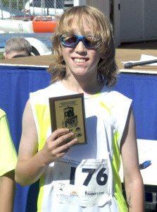 Sands Point award winner Samwell Nachimson of Port Washington