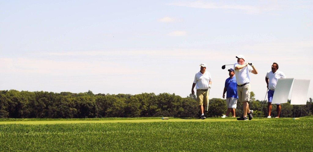 More than 130 golfers made their rounds at Glen Oaks Club in Old Westbury for Sid Jacobson JCC's 30th Annual Golf and Tennis Outing.