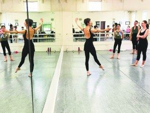 Get fit at a variety of classes at Berest Dance Center.