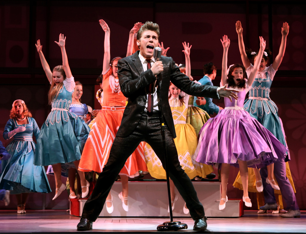 Auditions for bye bye birdie port washington news for The broadway