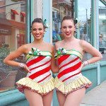 Rockettes Stop In To Dolphin