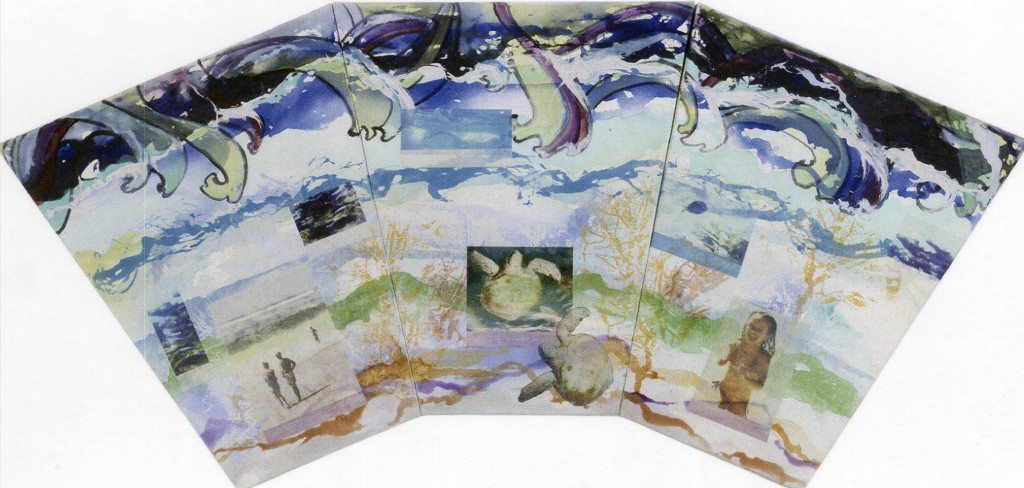 """""""My Sea Dreams,"""" Bernice Faegenburg"""