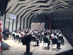 78 Students Perform At All-County Festival | Port Washington