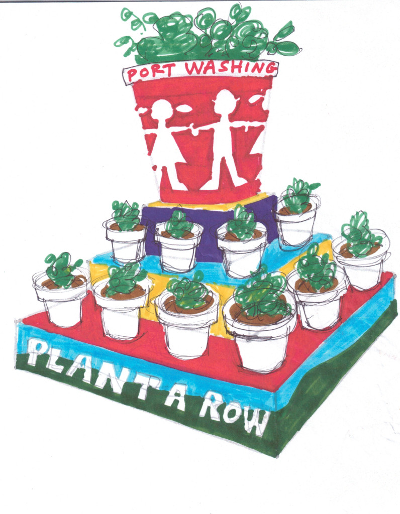 Plant A Row For The Hungry April 25 Port Washington News