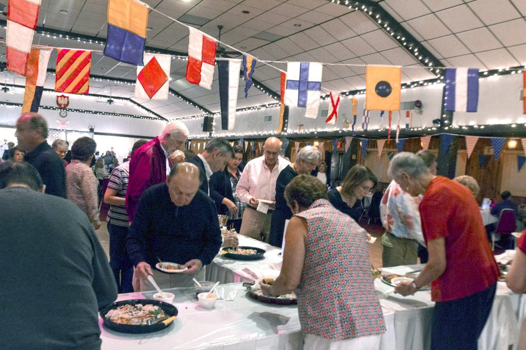 Luncheon For Seniors At Port's Schreiber