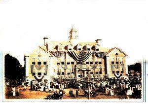 One of the area's earliest schools helped instill pride in Port.