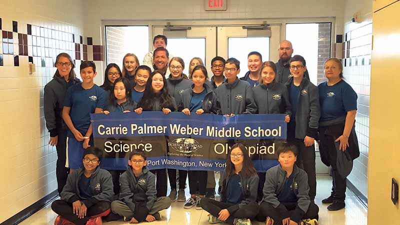 Weber Science Olympiad Named Sixth In State   Port ...